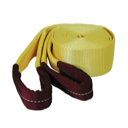 TOW STRAP WITH LOOPED END 3IN. X 30FT. 30,000LBS