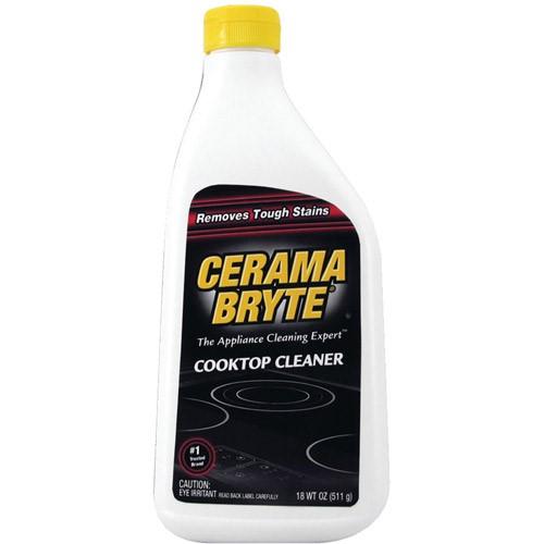 Cerama Bryte Ceramic Cooktop Cleaner, 18 oz