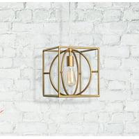 Kenroy Home Adele Gold 1 Light Swag Pendant