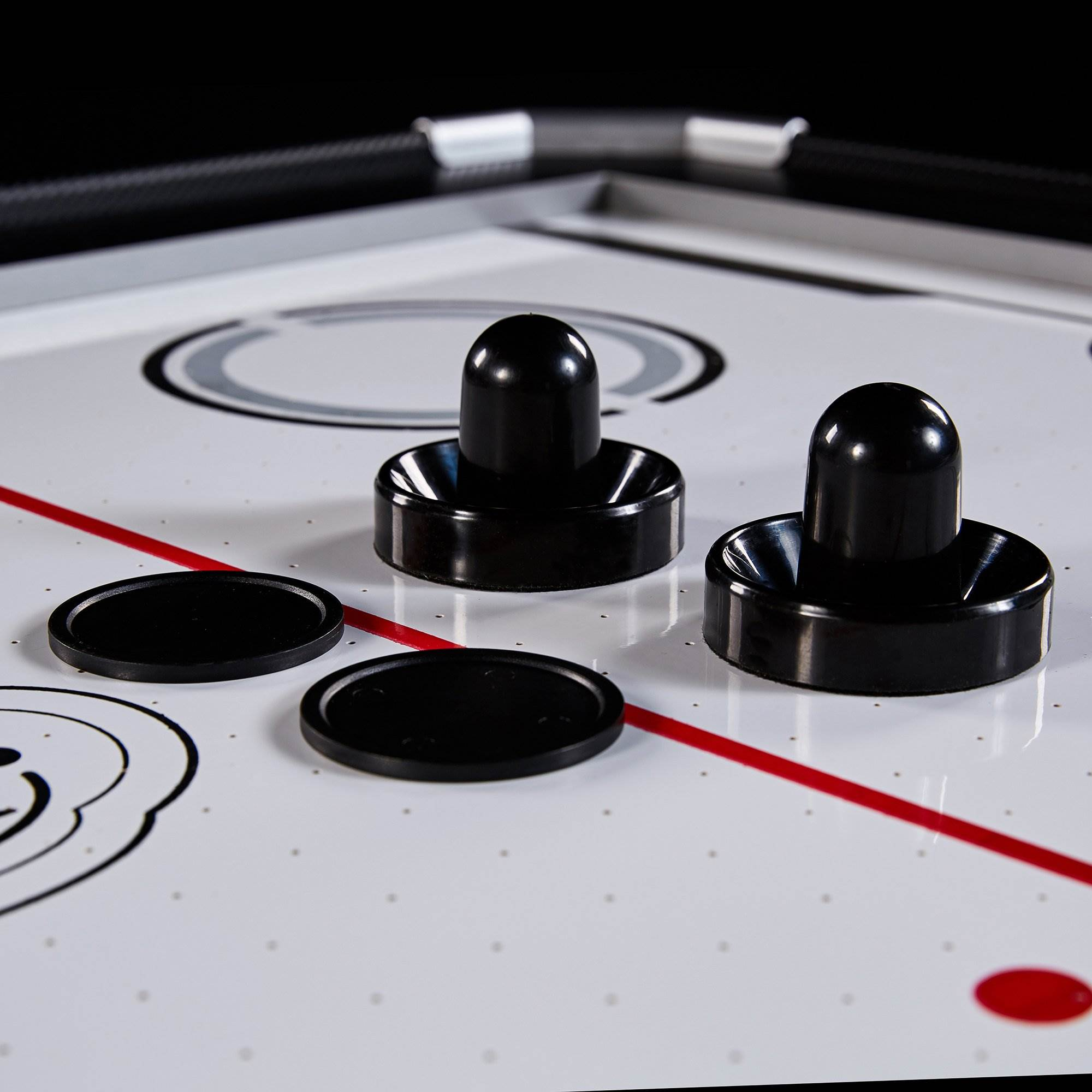 Lancaster AWH066/_018P 66 inch Air Hockey Table with Electronic Scoring for sale online