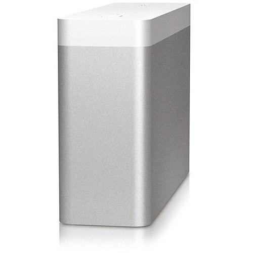 BUFFALO DriveStation Mini Thunderbolt - Hard drive array - 256 GB - 2 bays - HDD 128 GB x 2 - Thunderbolt (external)