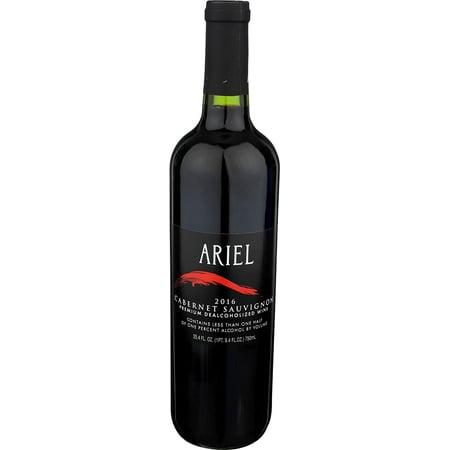 Ariel Cabernet Sauvignon Non-Alcoholic Red Wine 750ML Summer Breeze Red Wine