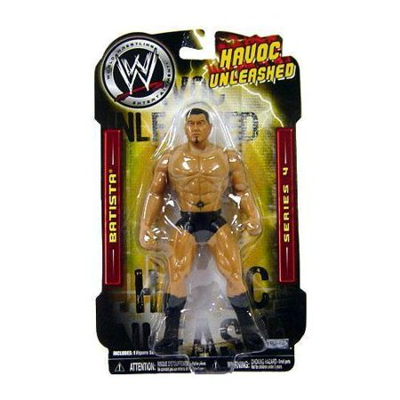 Halloween Havoc Wrestling (WWE Wrestling Havoc Unleashed Series 4 Batista Action)