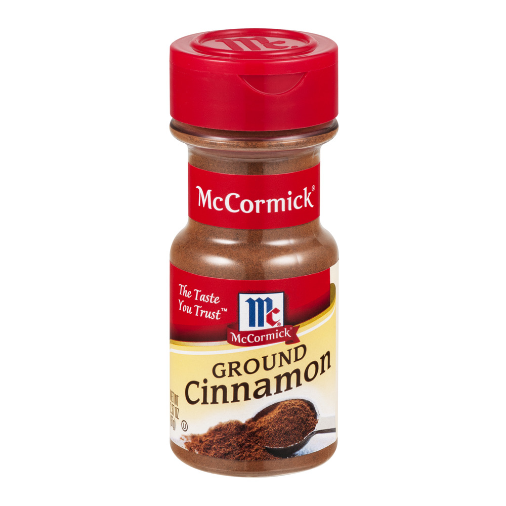 McCormick Ground Cinnamon, 2.37 OZ