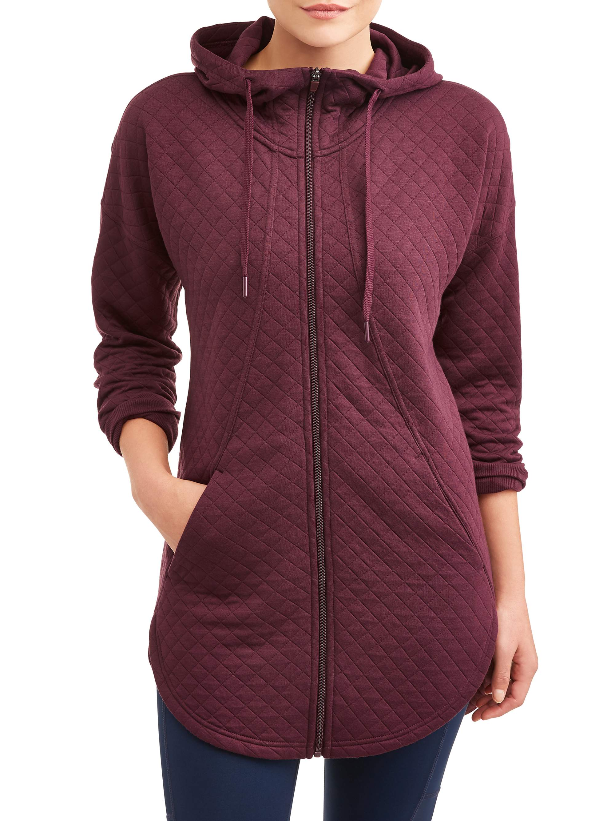 Athletic Works - Women s Active Quilted Jacket - Walmart.com ce1ead509