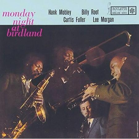 Lee Morgan   Monday Night At Birdland  Limited  Cd