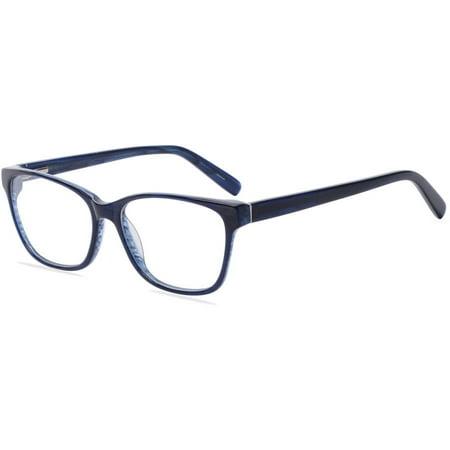 Trend by DNA Mens Prescription Glasses, DNA4009 Black - Walmart.com