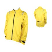 Stormfront Men's Cycling Jacket Small Sun Bright