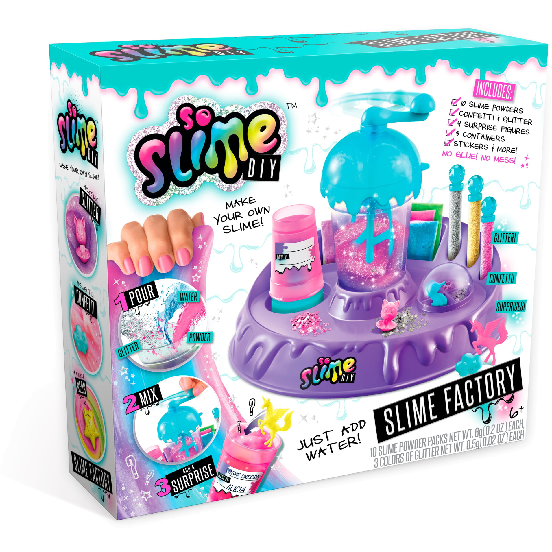 d2b7494ab5117 The SoSlime DIY Collection: Create The Best Slime! - Walmart.com