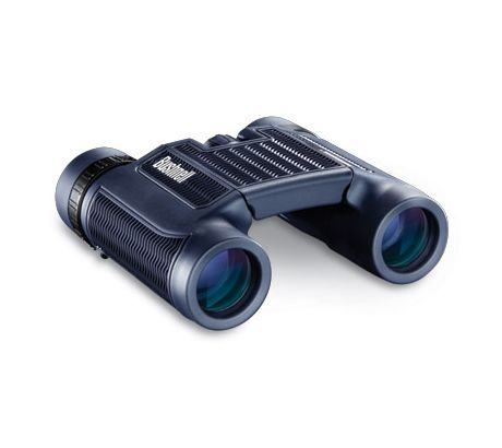 Bushnell H2O 8x25 Compact Folding Binoculars, Clam Pack