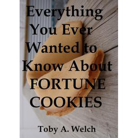 Everything You Ever Wanted to Know About Fortune Cookies - - Paper Fortune Cookies