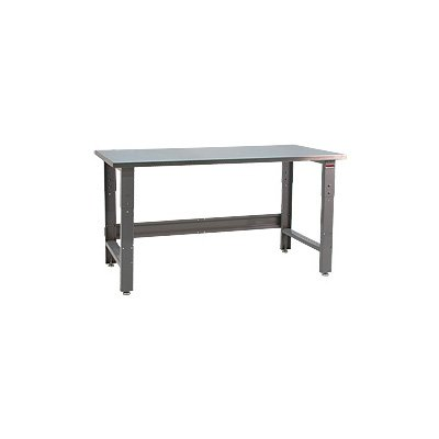 Bench Pro Roosevelt 1600 lb. Workbench with Stainless Steel Top