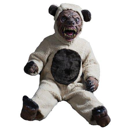 Gnarls Barkley Halloween (Scare Bear Gnarling Frightronic Rocking Haunted Prop Halloween Decoration)