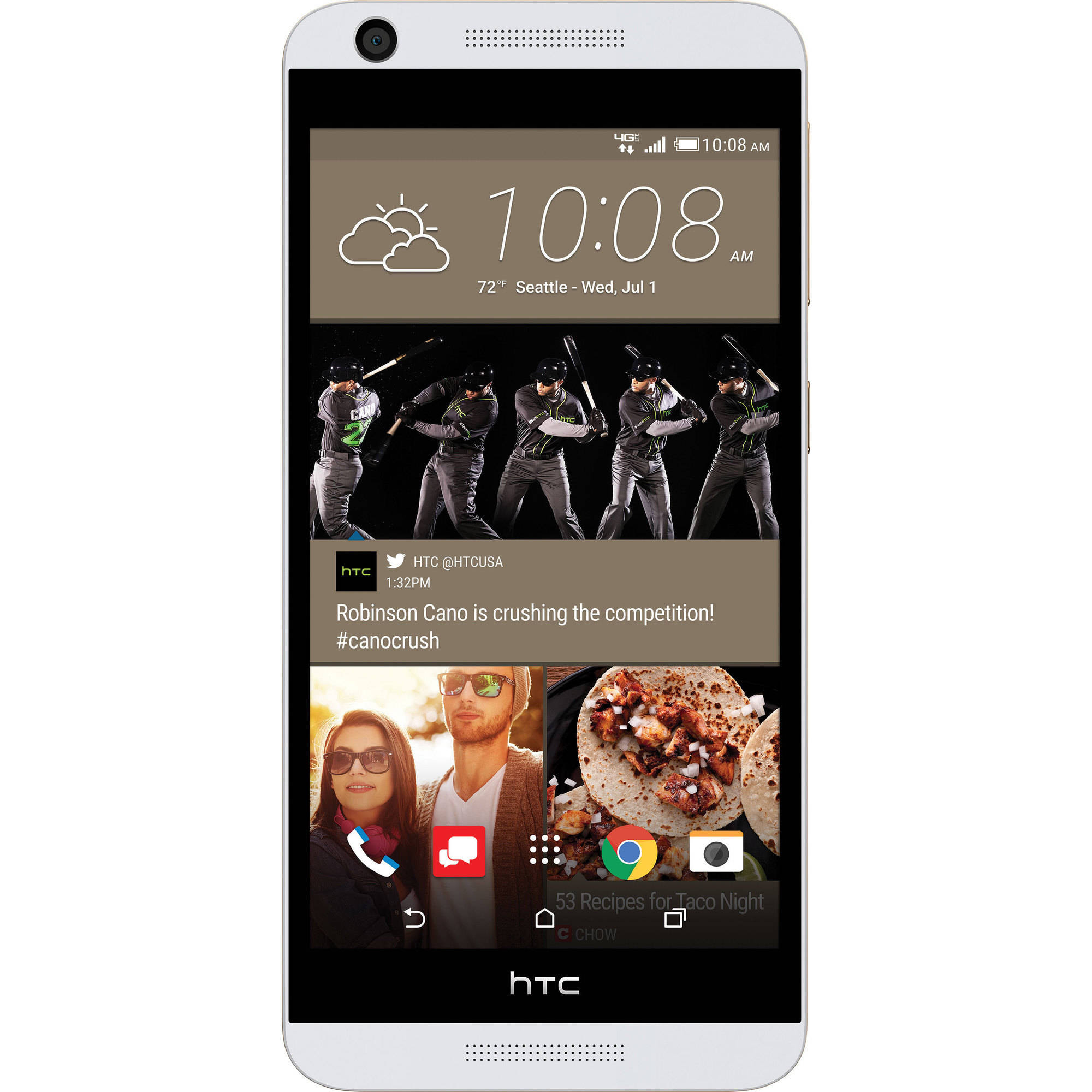 Verizon HTC Desire 626 Prepaid Smartphone