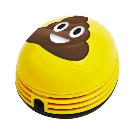 As Seen On Tv Vacuum - Crumby™ CRB-POO Poop Emoji Mini Vacuum with 12000 RPM Motor, As Seen On TV