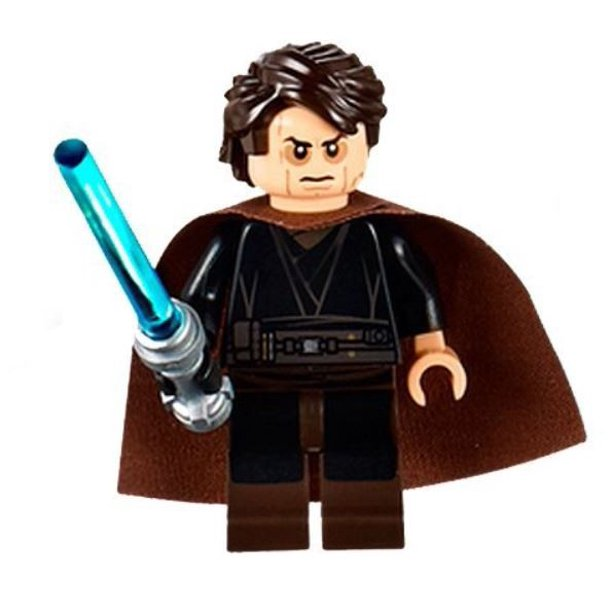 Lego Star Wars Episode 3 Anakin Skywalker Minifigure Sith Face Cape No Packaging Walmart Com Walmart Com