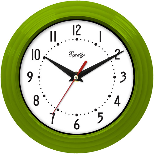 "La Crosse Equity 8"" Analog Wall Clock"