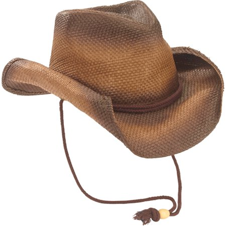 e5a33c55 Men's Brown Cowboy Hat - Walmart.com