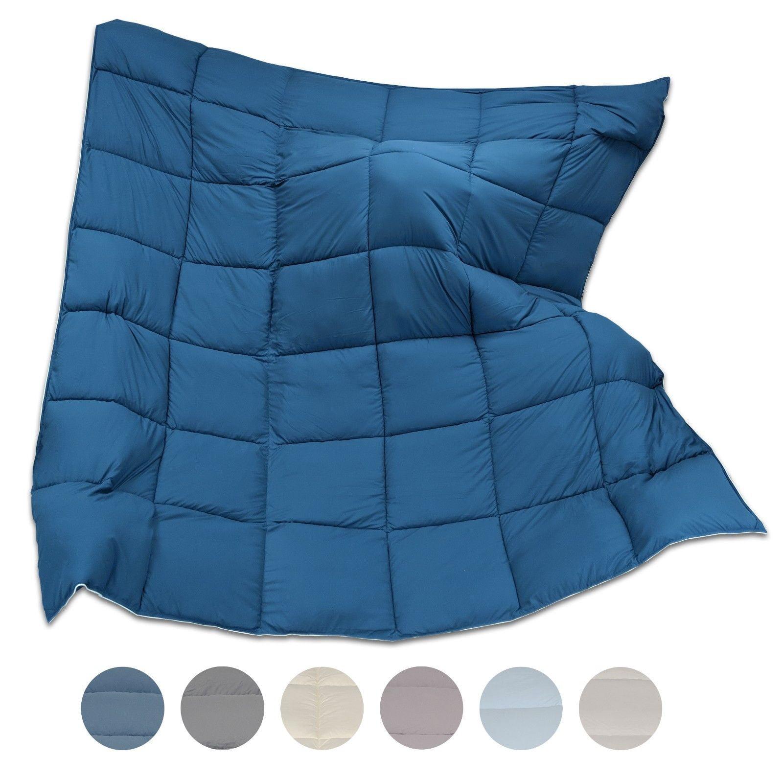 Pillowtex Dream in Color All Season Comforter (Full/Queen, Cream)