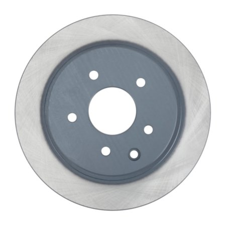 CARQUEST Platinum Brake Rotor - Rear