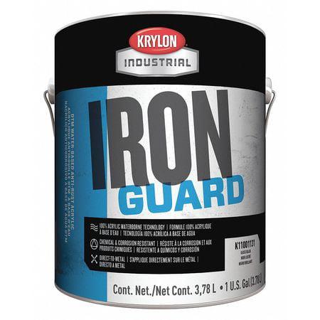 Krylon Interior/Exterior Paint, Safety Green K11044001