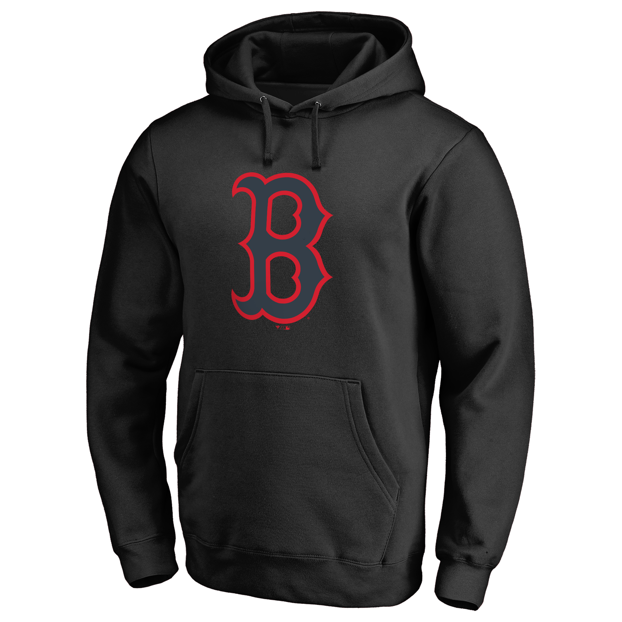 Boston Red Sox Taylor Pullover Hoodie - Black