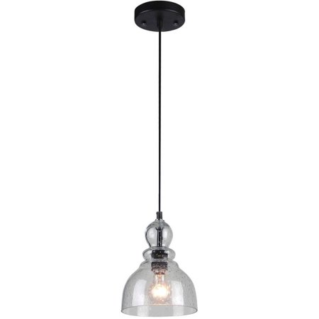 Kaleidoscope Mini Pendant (Westinghouse 6100800 Oil Rubbed Bronze Adjustable Mini)