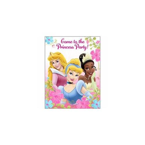 Disney Princess 'Fanciful Princesses' Invitations w/ Envelopes (8ct)