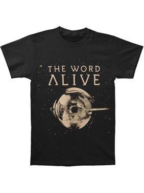7c605297c Product Image Word Alive Men's Dark Matter T-shirt Black