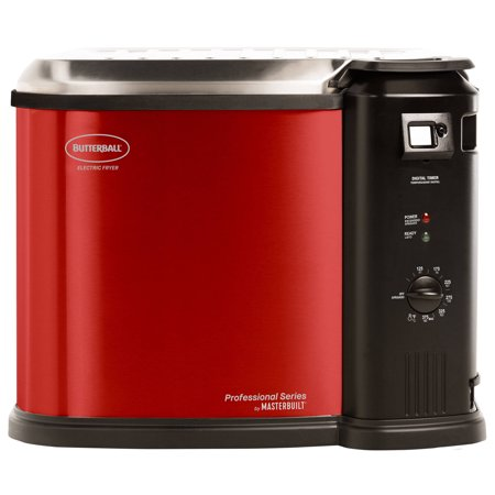 Butterball Xl Red Analog Fryer