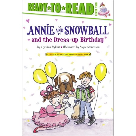 Annie and Snowball and the Dress-up Birthday](Character Book Dress Up Ideas)