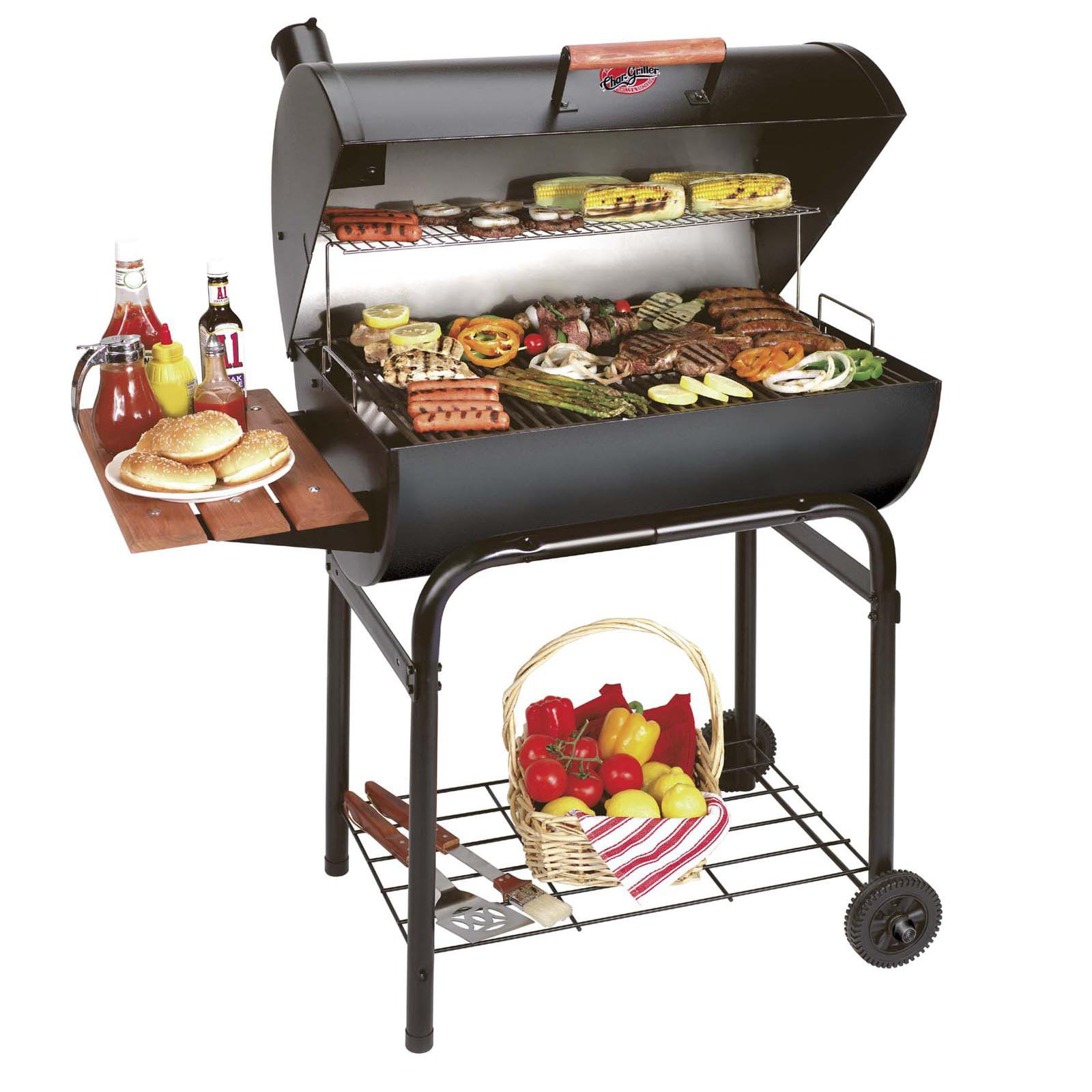 Patio Pro Charcoal Grill Home Design Ideas and