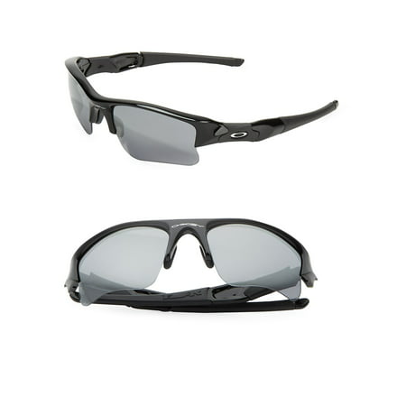 Flak Sunglasses (Oakley Oo Black Iridium Polarized)