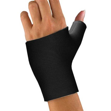 - FLA Pro-Lite Pull-On Thumb Support Large - Black