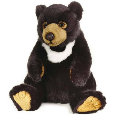 Lelly National Geographic Plush  Black Bear