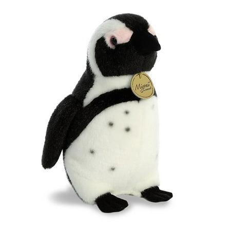 African Penguin 8 inch Miyoni - Stuffed Animal by Aurora Plush (26303)