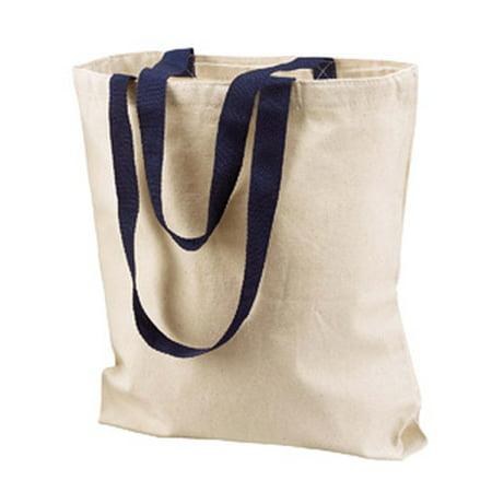 Cotton Tote Bag (Liberty Bags Marianne Cotton Canvas)