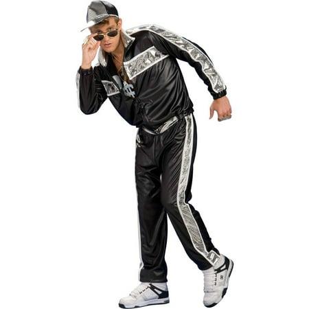 Rap Idol Costume for Men