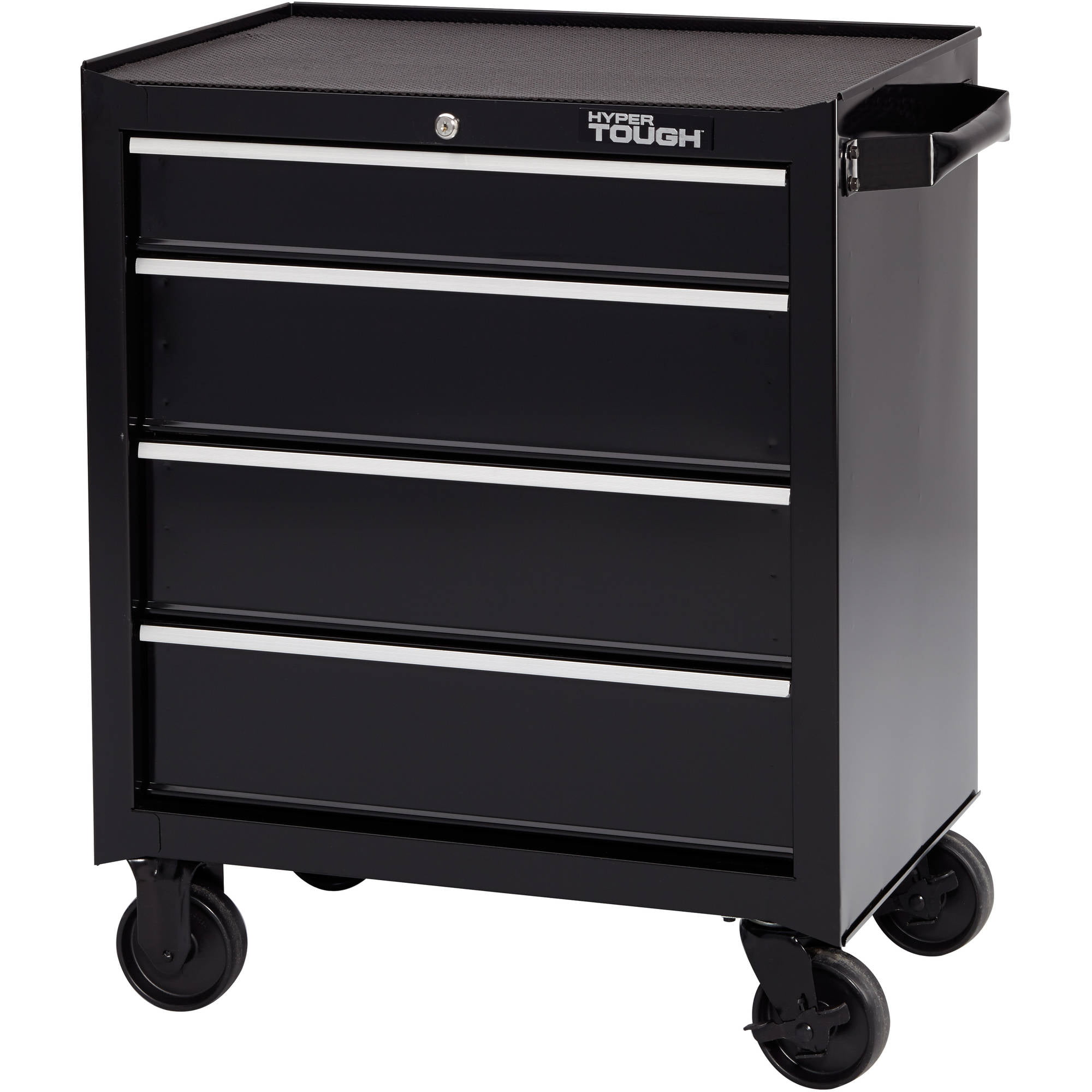 Portable Tool Storage Cabinet Sliding Drawers Chest Box