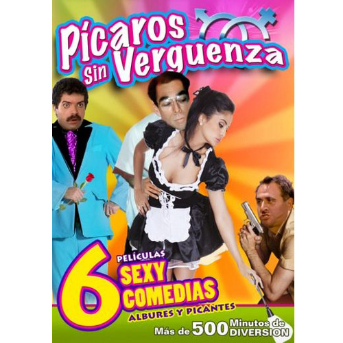 Picaros Sin Verguenza (6 Peliculas) (Spanish) (Full Frame)