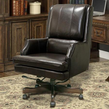 Parker House Prestige DC#107 Leather Desk Chair