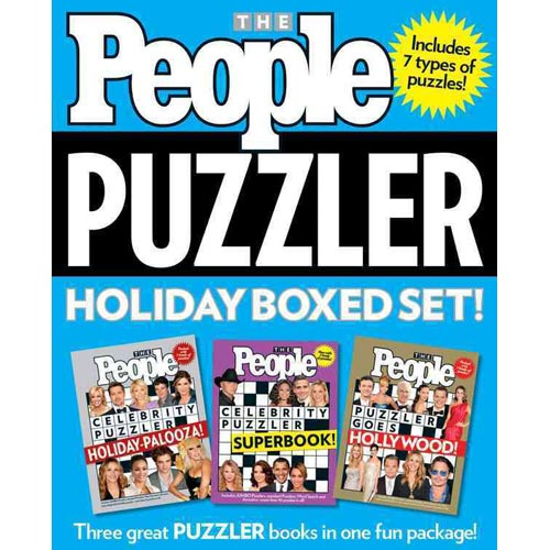 The People Puzzler Holiday Boxed Set