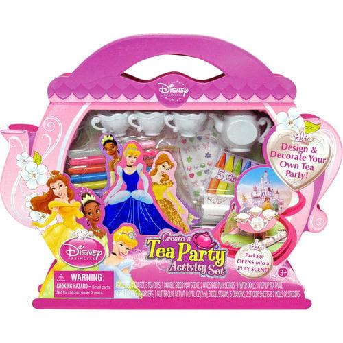 Disney Princess Tea Party Set - Walmart
