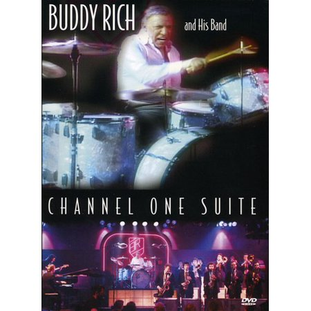 Buddy Rich and His Band: Channel One Suite (DVD) - History Channel Halloween Special