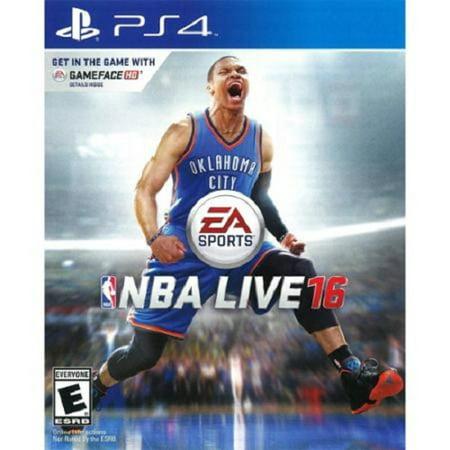 Nba Live 16  Electronic Arts  Playstation 4  014633735079