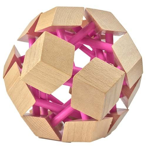 Satellite (Interstellar Puzzle) Brain Teaser by Recent Toys (IN005) by Recent Toys