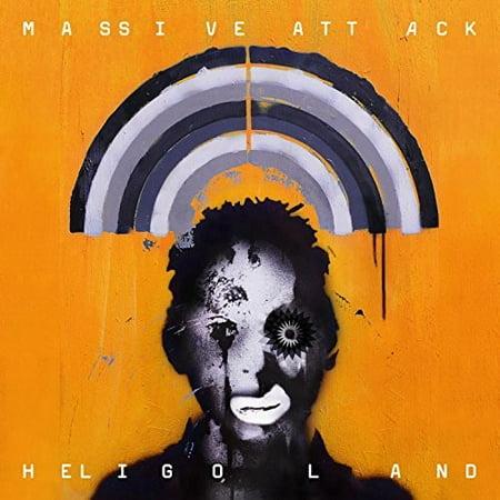 Massive Attack - Heligoland - Vinyl