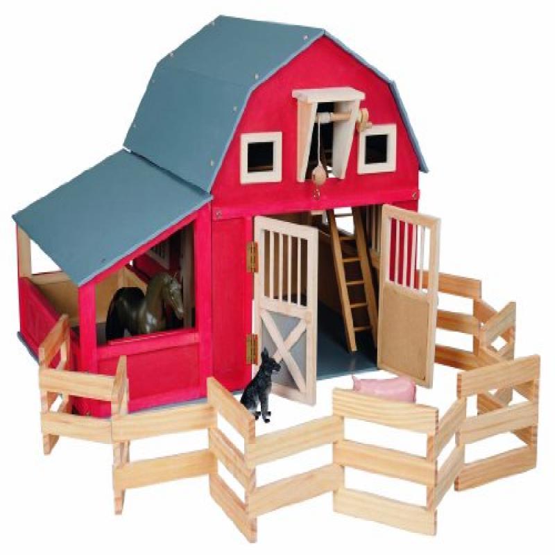 Maxim Red Gable Barn