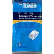 9 Vacuum Cleaner Bags For Sears Kenmore 5055 50557 50558 Panasonic C 5 C5 Q