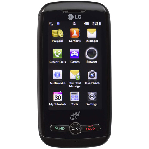 Straight Talk LG 505C Prepaid Cell Phone